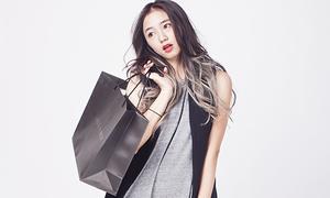 Sa Lim hậu đậu, nghiện nặng shopping