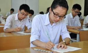 Lịch thi dự kiến kỳ thi THPT quốc gia 2016