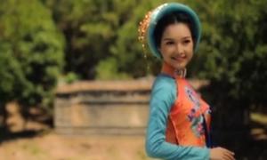 'Nàng thơ xứ Huế' 20 tuổi trong video quảng bá du lịch Việt Nam