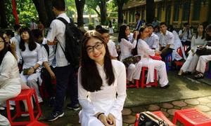 Bí kíp học luật giao thông của teen THPT Chu Văn An