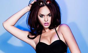 9x 'siêu vòng 3' đại diện Việt Nam tại Asia's Next Top Model