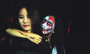 Muôn kiểu biến hình Halloween của teen Việt Đức