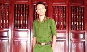 Chàng thủ khoa đa tài trường Học viện Cảnh sát