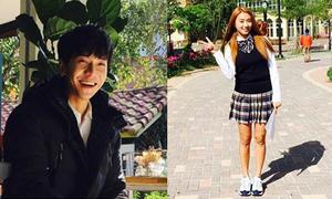 Sao Hàn 3/11: Bora xì tin như nữ sinh, Lee Seung Gi cười tỏa nắng