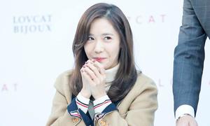 Yoon Ah tiết lộ là fan cuồng của 'She Was Pretty'