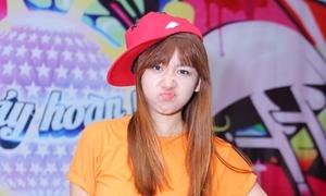 Hari Won bắn rap tiếng Hàn trên bản hit của Đông Nhi