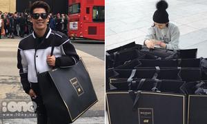 Giới trẻ Việt rần rần khoe chiến tích sắm đồ Balmain for H&M