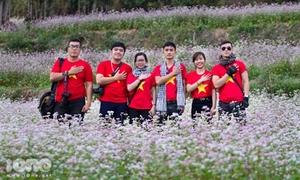 Vì sao không nên đi phượt Hà Giang dịp lễ hội hoa Tam giác mạch
