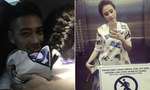 Thái Bá Nam - chàng CSGT bị nghi có quan hệ thân thiết với Angela Phương Trinh