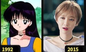 5 kiểu mốt của Thủy thủ mặt trăng gây bão trên phim Hàn năm nay