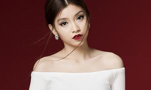 Ngôi sao thời trang 18 tuổi Phương Tú lột xác trưởng thành