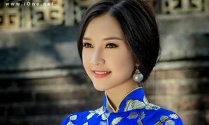 Vẻ đẹp của 'Nàng thơ xứ Huế'