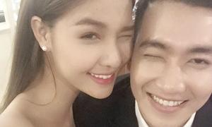 Kỳ Hân - Võ Cảnh phủ nhận tin đồn hẹn hò