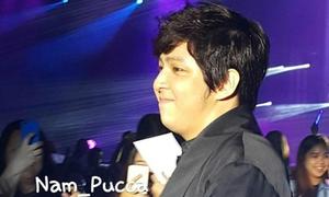 Gương mặt ngấn mỡ của cựu mỹ nam Ki Bum Super Junior