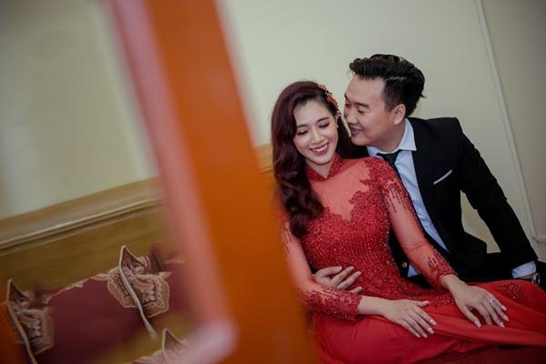 Niềm hạnh phúc của cô dâu 9x khi sắp về chung một