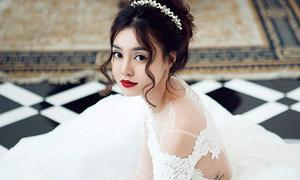 Lan Ngọc muốn làm cô dâu ngôn tình của Huỳnh Hiểu Minh