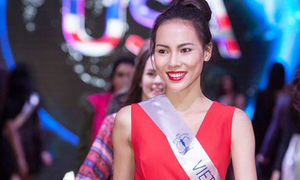 Đại diện Việt Nam trượt liên tiếp các giải phụ ở Hoa hậu siêu quốc gia