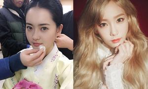 Sao Hàn 29/11: Go Ara mặc cổ trang xinh đẹp, TaeTiSeo khoe vẻ quyến rũ