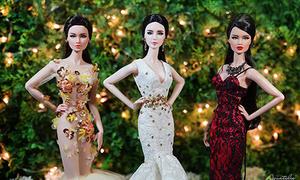 Top 3 Hoa hậu búp bê khoe tài năng ứng xử
