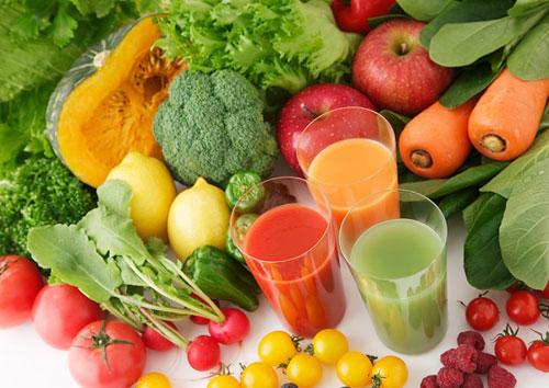Hãy ăn đủ bữa với các món rau củ