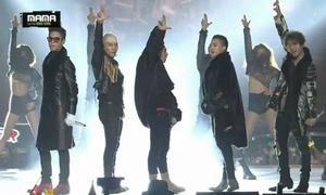 Big Bang, EXO chia nhau giải thưởng lớn tại MAMA 2015