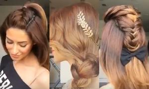 5 kiểu tóc cho cô nàng thích style cổ điển