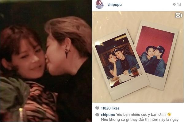 Những bằng chứng thể hiện mức độ thân thiết trên mức tình bạn giữa Gil và Chi.