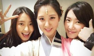 Bora bị chê 'ngu ngốc' vì quên Seo Hyun khi ủng hộ TaeTiSeo
