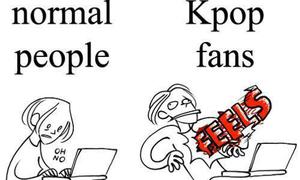 10 dấu hiệu chỉ đích danh fan cuồng Kpop