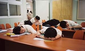 Tuổi học trò và những chuyện buồn ít ai thấu