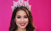 Hoa hậu hoàn vũ Việt Nam 2015 giải thích tin đồn sống giả tạo