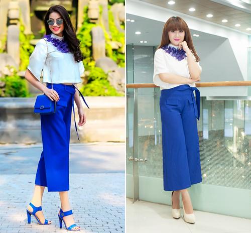 Sở hữu chiều cao lý tưởng cùng thân hình đẹp chuẩn mực, Phạm Hương được nhiều nhà thiết kế lựa chọn để thể hiện những bộ ảnh thời trang mới nhất của các bộ sưu tập.