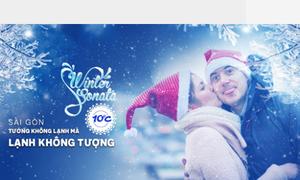 Trải nghiệm không khí Giáng sinh Bắc Âu tại Sài Gòn