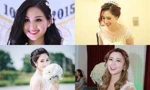 4 cô dâu hot girl xinh đẹp năm 2015