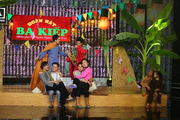 Vòng 5 Cười xuyên Việt phiên bản nghệ sĩ vừa lên sóng, Huỳnh Lập lấy lại phong độ với tiểu phẩmv