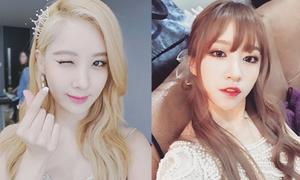 Những góc chụp selfie 'thần thánh' của 8 mỹ nữ Hàn