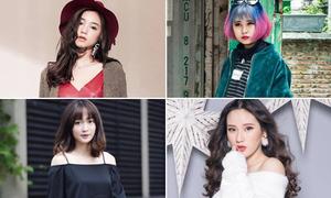 Cuối năm điểm lại 4 style ăn mặc hot nhất của giới trẻ Việt