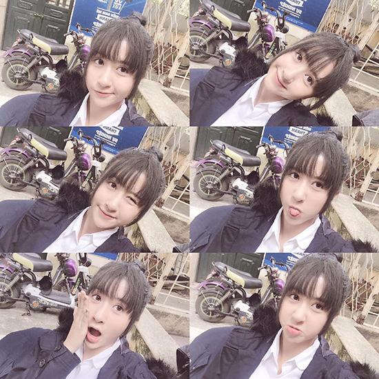 sao-viet-14-12-nha-phuong-cute-ben-em-gai-kelbin-giong-tinh-cu-g-dragon-2