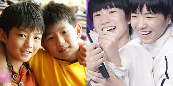 Vương Tuấn Khải và Vương Nguyên là hai thành viên của nhóm nhạc tuổi teen   đình đám TFBOYS. Cả hai đều sở hữu lượng fan đông đảo, trong đó có một   phần không nhỏ là các hủ nữ yêu mến cặp đôi Khải - Nguyên.