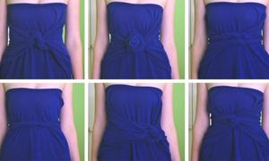 6 cách mặc áo len thành váy xinh lung linh