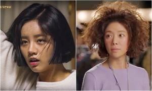 Hyeri, Hwang Jung Eum tiết lộ kinh nghiệm tự làm xấu trên phim