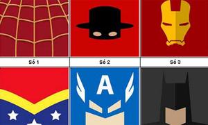 Đố vui: Đây là anh hùng, siêu nhân nào?