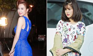 Sao style 19/12: Hoàng Thùy Linh 'nửa kín nửa hở', Yến Chibi siêu cute