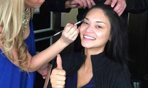Mặt không son phấn của Hoa hậu Colombia, Philippines