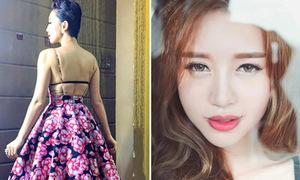 Sao Việt 22/12: Tóc Tiên váy chật hằn ngấn, Elly Trần mặt khác lạ