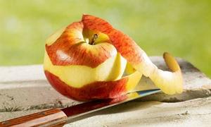 6 lợi ích khi ăn táo không gọt vỏ
