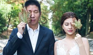 Ảnh cưới đẹp như cổ tích của Diễm Trang ở châu Âu
