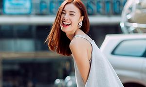 Lan Ngọc nỗ lực khẳng định danh hiệu fashion icon mới