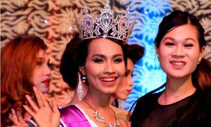 Nhan sắc Hoa hậu chuyển giới đầu tiên của Việt Nam