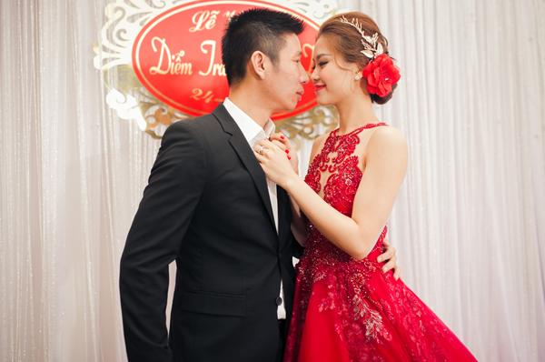 Sau đám cưới ở Vĩnh Long, tiệc cưới chính của Diễm Trang sẽ được diễn ra tại khách sạn 5 sao ở TP.HCM.